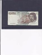 ITALIA  100.000 Lire - 1 Settembre1983 - Caravaggio -  Qualité Superbe - [ 2] 1946-… : République