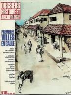 DOSSIERS HISTOIRE ET ARCHEOLOGIE-N°109-1986-Premières Villes En Gaule-très Bon état ! - Archéologie