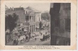 CPA Ancien Paris - Le Boulevard Montmartre En 1805; Frascati, Le Théâtre Des Variétés, Le Passage Des Panoramas - France