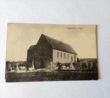 Dordives. L'Eglise - Dordives