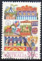 Australia 1987 Agricultural Shows 90c Sideshows Used - 1980-89 Elizabeth II