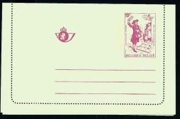BELGIQUE - Entier Postal Non Voyagé - à Voir - Lot P8847 - Cartas-Letras