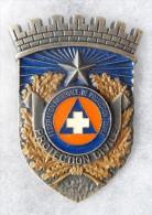 INSIGNE - FEDERATION NATIONALE DE PROTECTION CIVILE - N� 02
