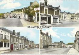 18 . SAINT MARTIN D AUXIGNY . MULTIVUE . TABAC - Frankreich