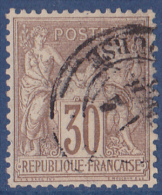 France N°69 - Oblitéré - TB - 1876-1878 Sage (Type I)