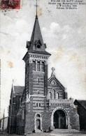 SAVY L EGLISE BENITE PAR MONSEIGNEUR BINET LE 3 OCTOBRE 1926 - Churches & Cathedrals