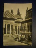 CP Alhambra - Patio De Los Leones - Espagne