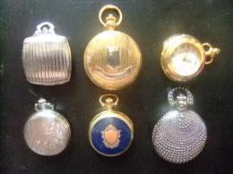 RELOJ DE BOLSILLO MODERNO Belle Collection Montre De Poche ALTAYA Montre De Collection - Relojes De Bolsillo