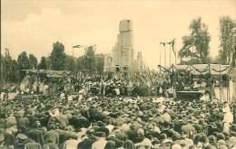 59 LILLE Cinqantenaire Des Congès Eucharistiques 1931 N° 21 La Foule Et Les Drapeaux S'inclinant....... - Lille