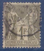 France N°72 - Oblitéré - TB - 1876-1878 Sage (Type I)