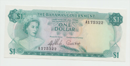 Bahamas 1 Dollar 1965 UNC NEUF Banknote Pick 18a  18 A - Bahamas