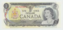 CANADA 1 1973 UNC NEUF P 85c 85 C - Canada