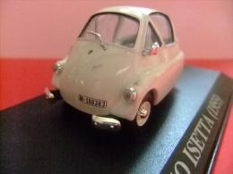 COCHE BMW ISO ISETTA 1955 Voiture BMW ISETTA  ANNÉE 1955 - Carros