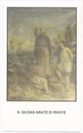 San Gildas Abate Di Rhuys - Sc1 - M7 - Images Religieuses