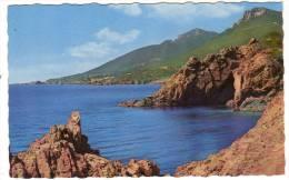 Cote D'azur, La Corniche D'or, Les Rochers Rouges, Carte Neuve - Antheor