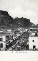 ADEN (Jemen) - The Main Street, Karte Um 1910 - Jemen