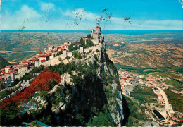 Saint Marin - San Marino - A Identifier - Plusieurs Timbres Au Dos - Semi Moderne Grand Format - 2 Scans - état - Saint-Marin