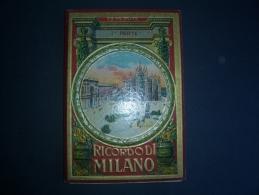 ALTE Broschüre - Prospekt  - MAILAND / MILANO -  Gedruckt Ca. 1920 - Milano