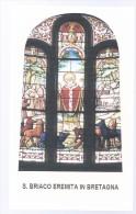 San Briaco Eremita In Bretagna - Sc1 - M7 - Images Religieuses
