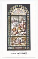 San Gustano Monaco - Sc1 - M7 - Images Religieuses
