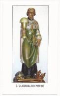 San Clodoaldo Prete - Sc1 - M7 - Images Religieuses
