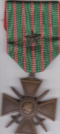 MEDAILLES   MILITAIRE  1914  1915 avec une etoile