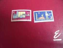 Timbres DDR  Neufs** Année; 1966   Michel .  N°   1159/ 60 - [6] République Démocratique