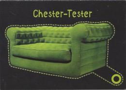 Boomerang Kaart - Chester-Tester. ABN-AMRO. - Banken