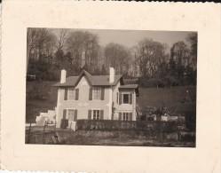 PHOTO---64---MOUSSEROLLES--BAYONNE ?---villa L'ecrin--J FALCUCCI---voir 2 Scans - Bayonne