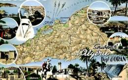 Belle Carte  Photo   - Souvenir D'Algérie -  Département D 'Oran    U718 - Oran