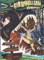 Carte Postale The Ribambulle Show Adventures - Livres, BD, Revues