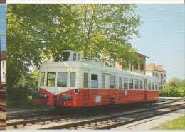CP Trains - 39 Jura - X 4039 En Gare SNCF De Tavaux - Cp N° 1 - Tavaux