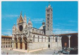 Carte Postale Moderne Non écrite Italie - Siena, Le Dôme - Siena