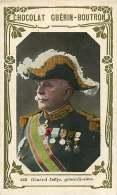 CHROMO 310715 - CHOCOLAT GUÉRIN BOUTRON N°623 Général Joffre Généralissime En Juillet 1912 - Guerin Boutron