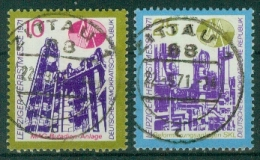 DDR 1971 / MiNr.  1700 – 1701    O / Used  (o1087) - [6] République Démocratique