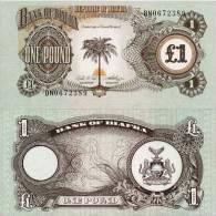 Biafra Billet De 1 Pound Pick 5 Neuf 1er Choix UNC - Billets