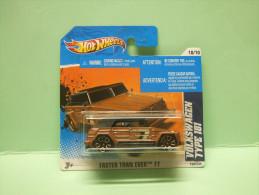 VW VOLKSWAGEN TYPE 181 - Faster Than Ever 2011 - HOTWHEELS Hot Wheels Mattel 1/64 EU Blister - HotWheels
