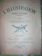 L'Illustration N° 3378 Du 23/11/1907  , Henri Farman, Les Français En Afrique Vu Par Un Anglais , - Boeken, Tijdschriften, Stripverhalen