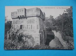 17 : CHATELAILLON : Le FORT SAINT-JEAN : C.P.A.: Carte En Trés Bon état , - Monuments