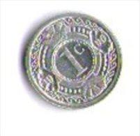 Nederlandse Antillen 1 Cent 1990 - Antille Olandesi