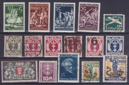 Freie Stadt - Danzig   - Lot Of  60 Stamps - Dantzig