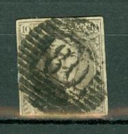 België/Belgique 6  P 80  Marchienne Au Pont  Nipa + 250 - 1851-1857 Médaillons (6/8)
