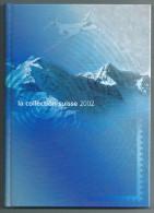 La Collection Suisse 2002 Jahrbuch Schweiz Jaar Collectie Zwitserland 2002 - Ungebraucht