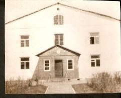 A146. Estonia Real Photo Of KARDLA Island HIIUMAA Real Photo Of Picket House Bordier Control 1965 - Estonia
