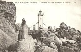 29890 BRIGNOGNAN - LE PHARE DU PONTUSVAL Et LE CHAOS DE ROCHERS - Brignogan-Plage