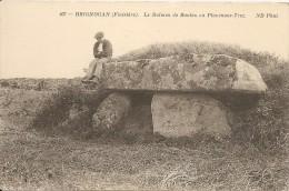 29890 BRIGNOGNAN - LE DOLMEN De BOULAN EN PLOUENOUR - TREZ - Brignogan-Plage