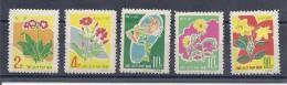150021400   COREA  NORTE  YVERT  Nº  636/40  **/MNH - Korea, North