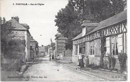 FAUVILLE - Rue De L'Eglise - Non Classés