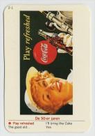Coca-Cola - 2.1 - Cartes à Jouer Classiques