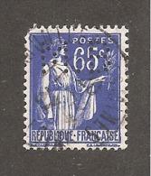 Perforé/perfin/lochung France No 365 M.B  Société Des Mines De Houille De Blanzy - Perforadas